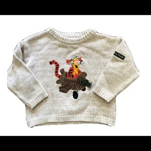 Disney Tiger Sweater